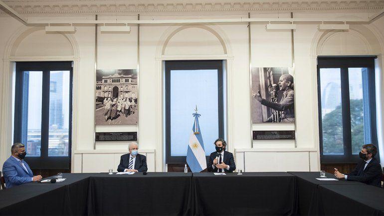 Libertadores: Argentina adhirió a la cápsula de Conmebol