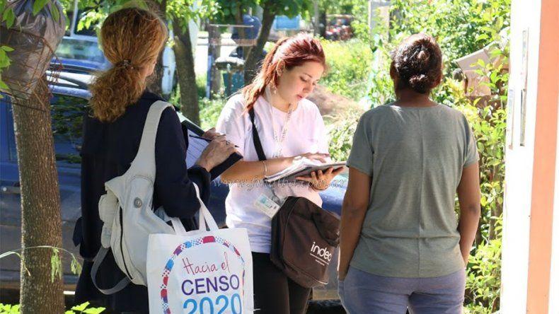 Trabajarían 12 mil personas en el Censo Nacional