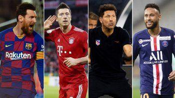 champions league: los detalles del mundialito de lisboa