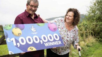 inglaterra: gano la loteria y se hace millonario luego de quedarse sin trabajo