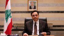 tras las explosiones en beirut, renuncio el primer ministro libanes