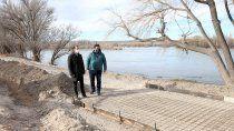 confirman que las obras del paseo costero estaran listas para el aniversario de la ciudad