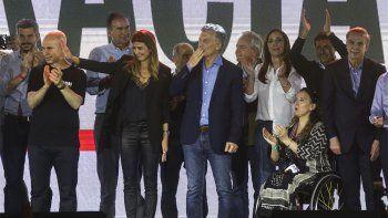 Con Macri en Francia, JxC se unió contra la Reforma Judicial