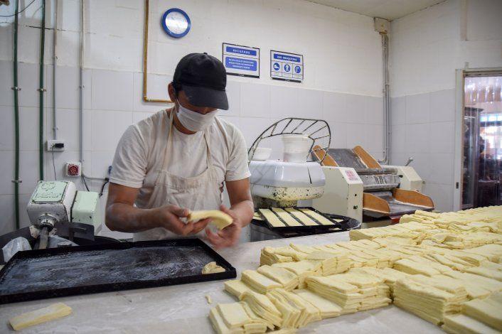 El pan se fue a $120 por el aumento de la harina