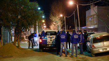 Crimen en Canal V: el policía que mató al ladrón está detenido