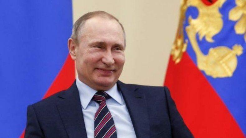 Putin anunció que Rusia tiene lista la vacuna y estallaron los memes