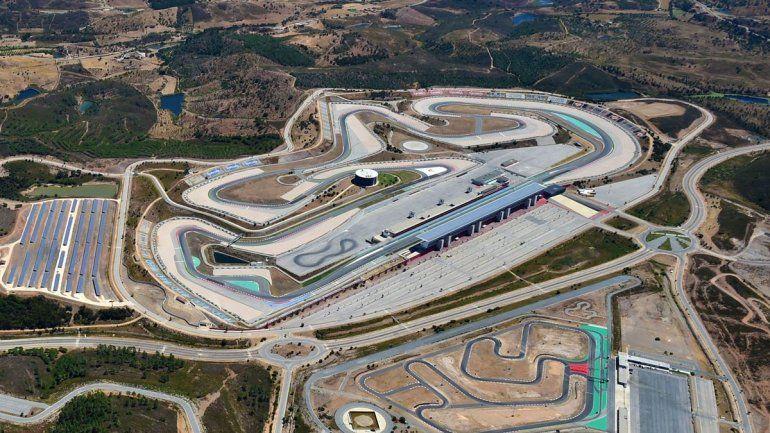 El Moto GP viajará a Portimao para completar su temporada 2020. La competencia se disputará el próximo 22 de noviembre.