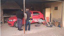 gracias a facebook, la policia recupero un auto robado