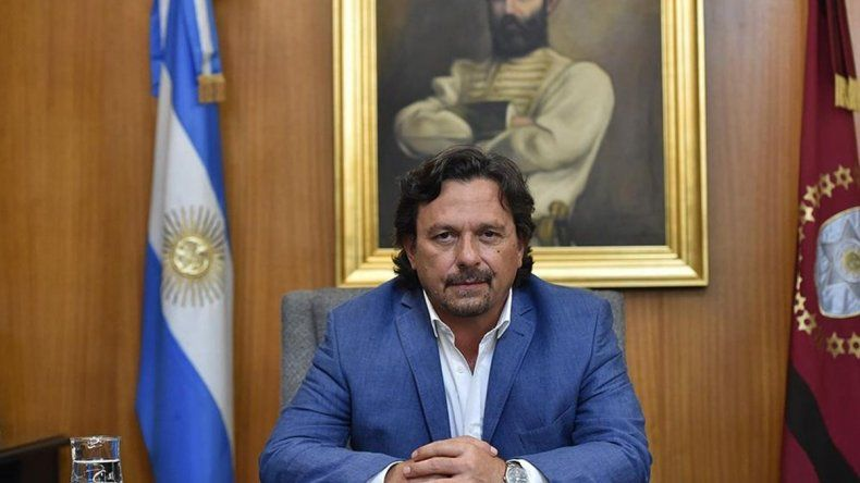 Salta: el gobernador apuntó contra los bolivianos con doble nacionalidad que cobran el IFE