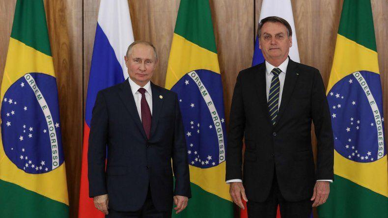 Coronavirus: Rusia va a producir su vacuna en Brasil
