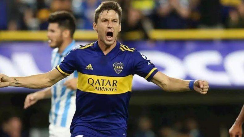 Franco Soldanoseguirá en Boca un año más.