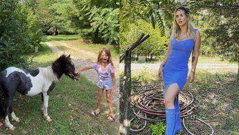 wanda les regalo ponis a sus hijas y le llovieron criticas