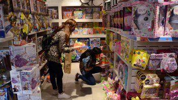 Día del Niño: las ventas vienen flojas en Neuquén