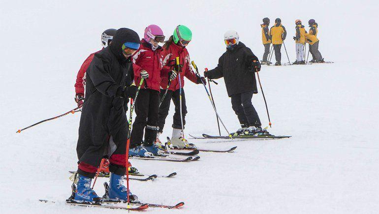 Poca expectativa en centros de esquí para la nueva etapa