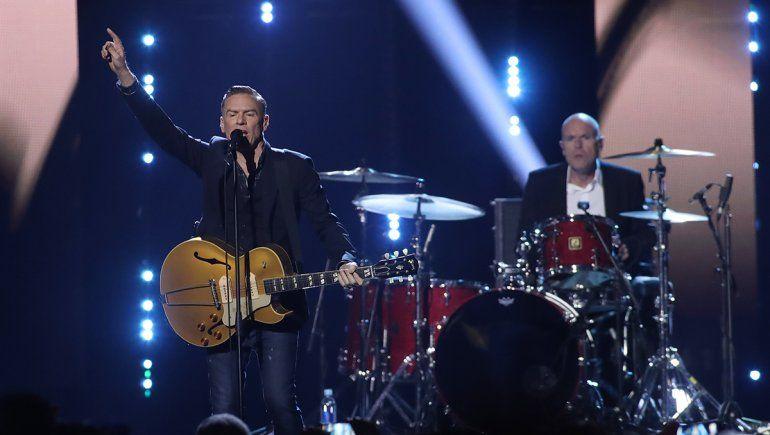 Bryan Adams hará un show para 13 mil espectadores en Alemania