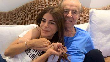 Coronavirus: el ex presidente Carlos Menem dio negativo