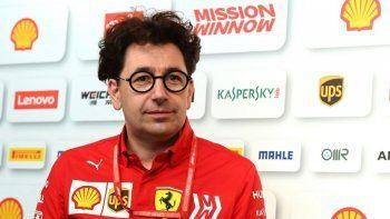 Mattia Binotto fue duro con Racing Point al copiar el Mercedes 2019 y remarcó que lo hicieron es totalmente ilegal.