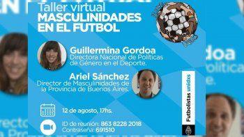 actividad contra el machismo en el futbol, suspendida por agresiones