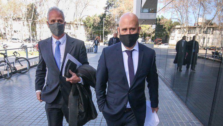 Detuvieron al ex jefe de fiscales de Rosario