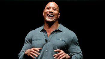 No tiene techo: La Roca es el actor mejor pago del mundo