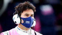 Sergio Pérez se curó del Coronavirus y fue habilitado por la FIA para que puede participar en la sexta cita de la Fórmula 1, que se disputará este fin de semana en el circuito de Barcelona.