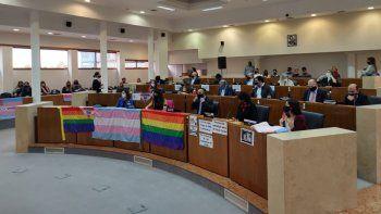 Concejales aprobaron el cupo laboral trans para Neuquén capital