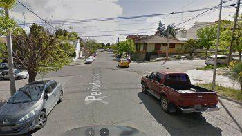 Centro Este: un vecino la ayudó a escapar de motochorros