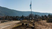 asi luce el renovado acceso por 7 lagos a san martin