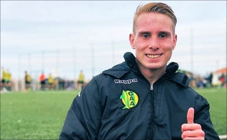 El dolor de una familia rionegrina por el suicidio de su hijo futbolista