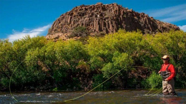Junín se opone a la apertura de la pesca deportiva