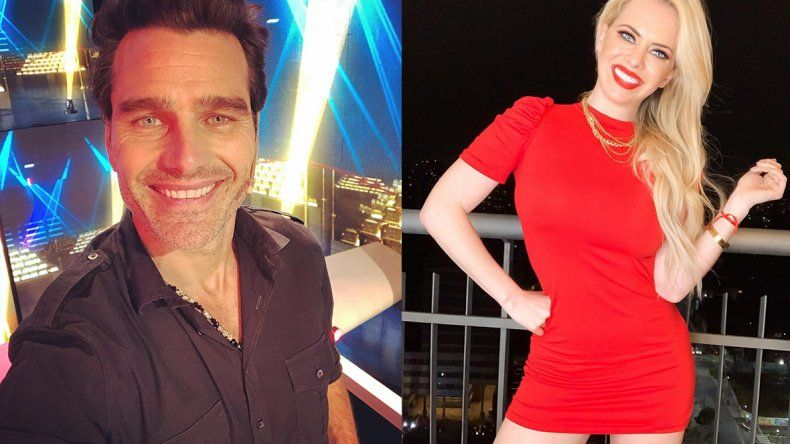 Hernán Drago histeriquea con Alejandra Maglietti ¿Nace el amor?