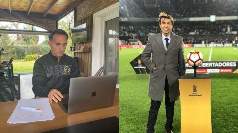 Diego Latorre y Marcelo Benedetto se cruzaron feo en Fox y se dijeron de todo