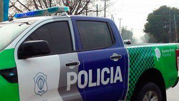 vigilador resistio un robo a los tiros: su esposa recibio un balazo y mato a un ladron
