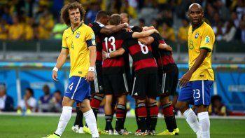 el partido que hizo acordar al 7-1 de alemania-brasil, con heroes en comun