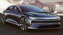 lanzan el auto electrico con mas autonomia del mundo