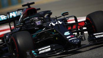 Lewis Hamilton logró su cuarta pole position del año, la quinta en el circuito de Barcelona y la número 92 en su historial dentro de la Fórmula 1.