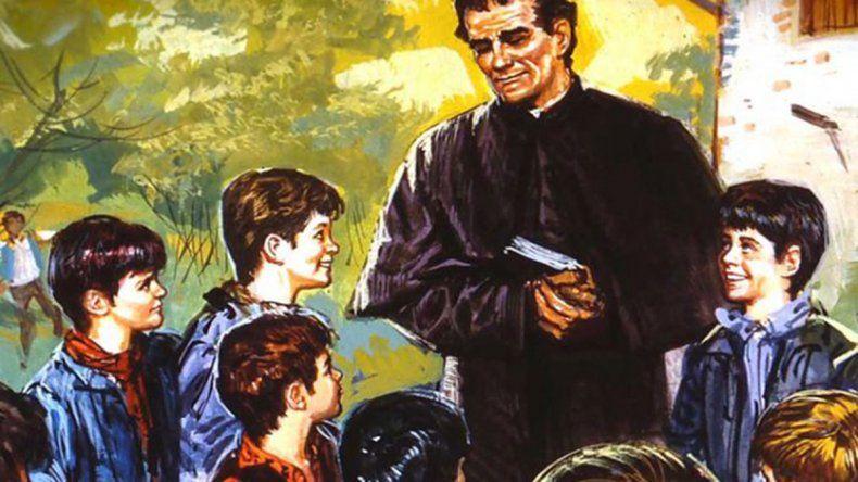 Don Bosco, 205 años de una figura central en la educación