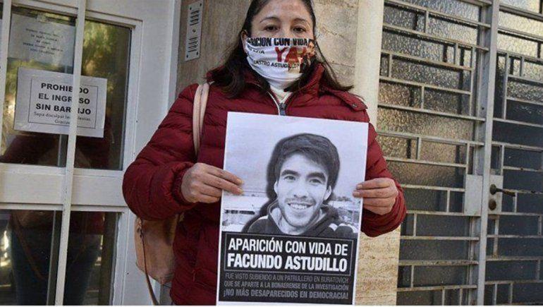 A la espera de la autopsia, la mamá de Facundo Astudillo Castro dijo que cree que el cuerpo es el de su hijo.
