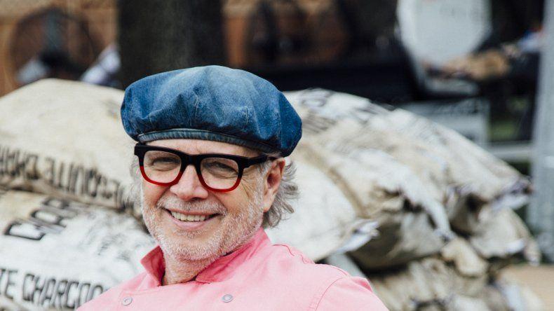 Francis Mallmann: La generación que tiene entre 16 y 22 años va a cambiar el mundo