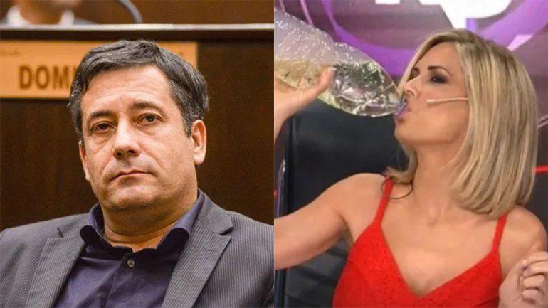 Mansilla hizo la denuncia por la que Canosa fue imputada. La conductora se defendió y dijo que ella nunca recomendó el dióxido de cloro.