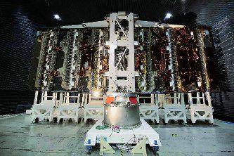 El satélite Saocom-1B ya está listo. Se están realizando las últimas pruebas antes de lanzarlo al espacio.