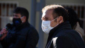 gutierrez y gaido rechazaron la protesta de policias en olivos