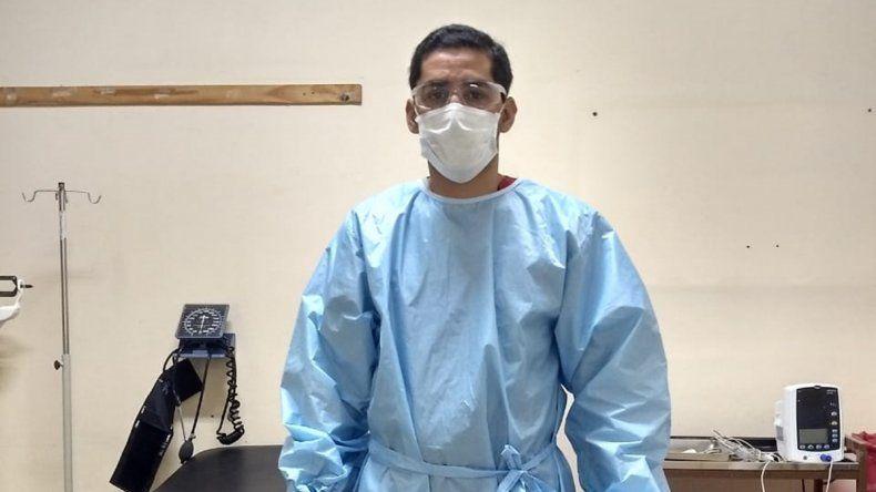Viajar en una burbuja, ¿cómo es el traslado de pacientes de Chos Malal a Neuquén?