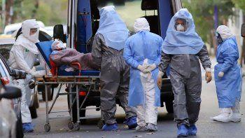 Coronavirus: Argentina superó las 13.000 muertes y registró 8.431 nuevos casos