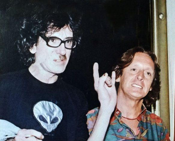 Charly García y Nito Mestre formaron un dúo que marcó a varias generaciones.