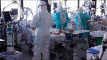 coronavirus: ¿cuales fueron los dias con mas casos y muertes en el pais?