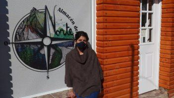 La pandemia no frenó el sueño de emprendedora de Huinganco