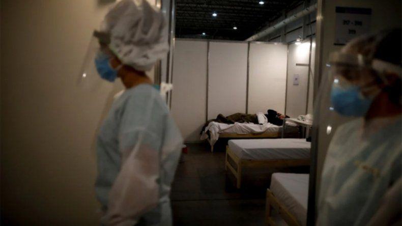 Nación sumó más de 9.000 contagios y 89 muertes durante el domingo