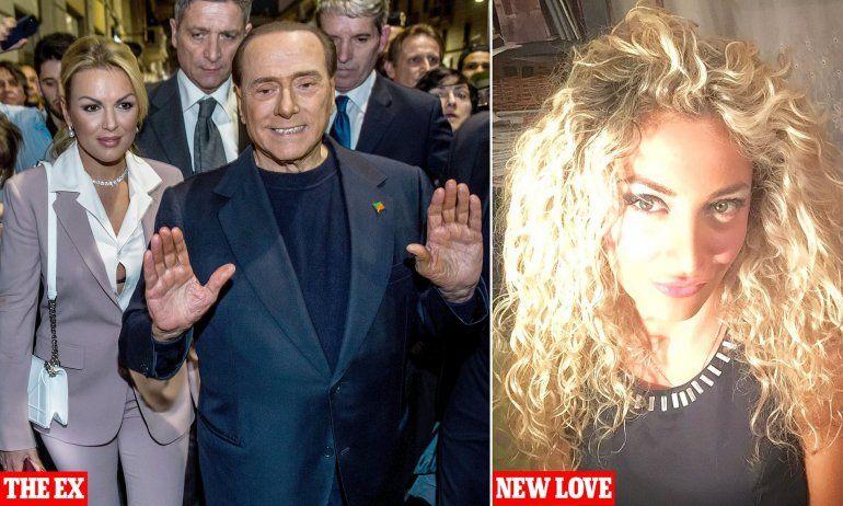 Marta Fascina, 53 años menor que el ex primer ministro de Italia, es su nueva novia tras romper en marzo con Francesca Pascale.