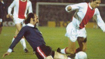 Mírcoli, el que sacó a Cruyff de una patada, a LMN: